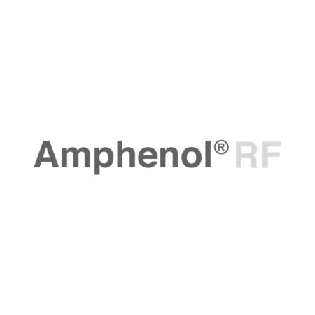 F Type Right Angle PCB Jack, Through Hole, 75 Ohm   222128-12   Amphenol RF